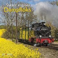 Dampfloks 2019 Broschürenkalender