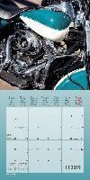 Harleys 2019 Broschürenkalender