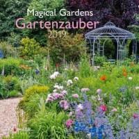 Gartenzauber - Magical Gardens 2019 Broschürenkalender