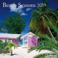 Beach Seasons 2019 Broschürenkalender