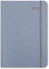 Midi Flexi Diary EarthLine GREYBLUE 2019