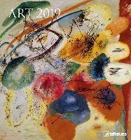 ART 2019 Kunstkalender