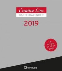 Creative Line Bastelkalender 2019 Kompakt