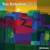 Ton Schulten 2019 Broschürenkalender