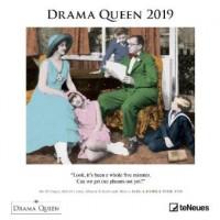 Drama Queen 2019 Broschürenkalender