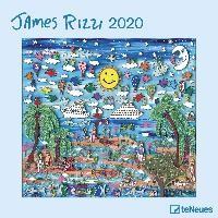James Rizzi 2020 Broschürenkalender