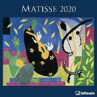 Matisse 2020 Broschürenkalender