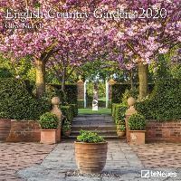 English Country Gardens 2020 Broschürenkalender