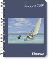 Hopper 2020 Buchkalender Deluxe