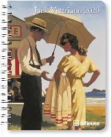Jack Vettriano 2020 Buchkalender Deluxe
