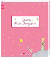 Unsere kleine Prinzessin. Babyalbum für Mädchen