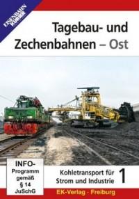 Tagebau- und Zechenbahnen - Ost.1,DVD