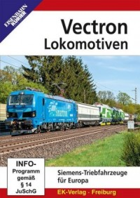 Vectron-Lokomotiven,DVD