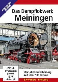 Das Dampflokwerk Meiningen,DVD