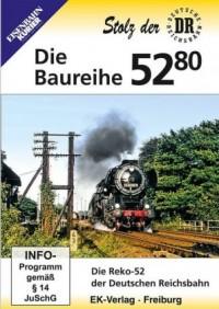 Die Baureihe 52.80,DVD
