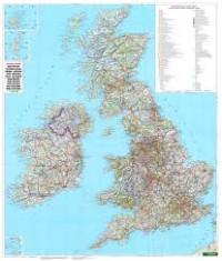 F&B Groot-Brittannië - Ierland 1-zijdig