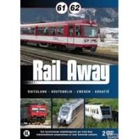 Rail Away 61 62 Duitsland Oostenrijk Zweden Kroatie