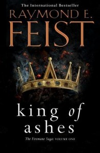 Firemane 1: King of Ashes
