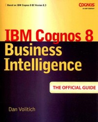 IBM Cognos 8 Business Intelligence