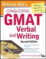 McGraw-Hills Conquering GMAT Verbal and Writing