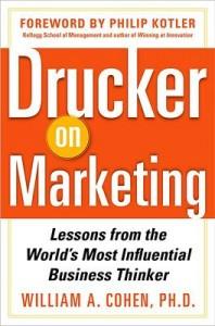 Drucker on Marketing