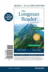 Longman Reader, The, Brief Edition, Books a la Carte Edition, MLA Update Edition