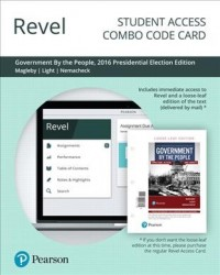 Revel for Government by the People, 2016 Presidential Election Access Card