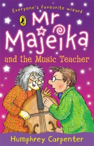 Mr Majeika and the Music Teacher