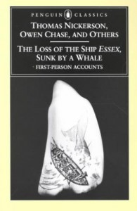The Loss of the Ship Essex Sunk By a Whale