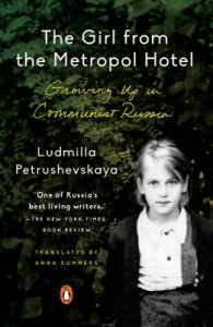 The Girl from the Metropol Hotel