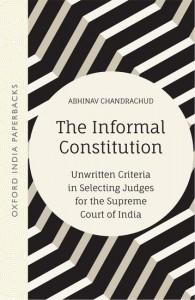 The Informal Constitution