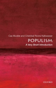 Populism: A Very Short Introduction