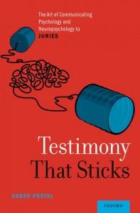 Testimony That Sticks