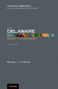 The Delaware State Constitution