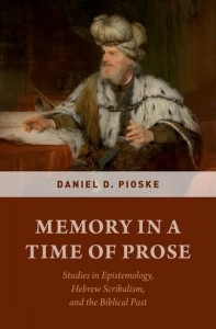 Memory in a Time of Prose