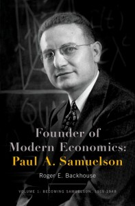 Founder of Modern Economics: Paul A. Samuelson