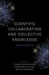 Scientific Collaboration and Collective Knowledge
