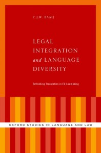 Legal Integration and Language Diversity