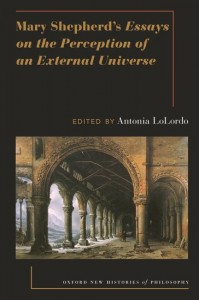 Mary Shepherd's Essays on the Perception of an External Universe