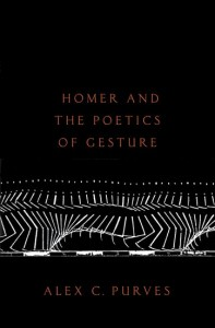 Homer and the Poetics of Gesture