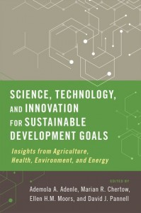Science, Technology, and Innovation for Sustainable Development Goals