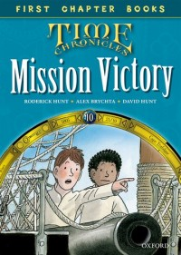 Read With Biff, Chip and Kipper: Level 11 First Chapter Books: Mission Victory