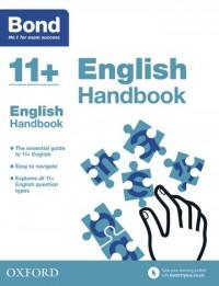 Bond 11+: Bond 11+ English Handbook