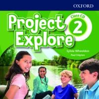 Project Explore: Level 2: Class Audio CDs