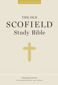 Authorized King James Version: The Old Scofield Study Bible