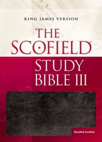 The Scofield® Study Bible III, KJV