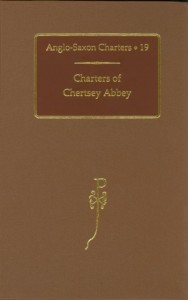 Charters of Chertsey Abbey