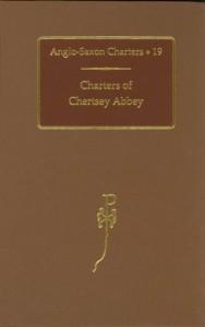Charters of Chertsey Abbey