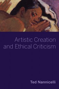 Artistic Creation and Ethical Criticism
