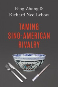 Taming Sino-American Rivalry